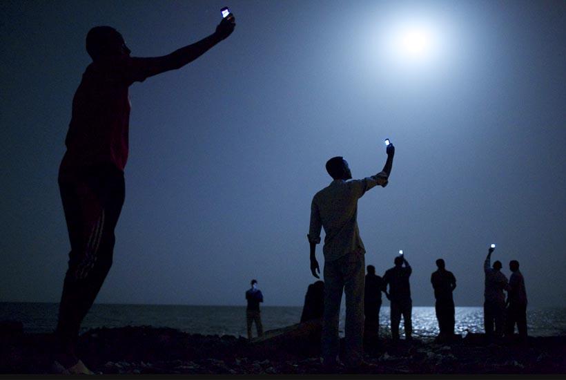 World Press Photo del año 2013 © John Stanmayer, USA, VII para National Geographic