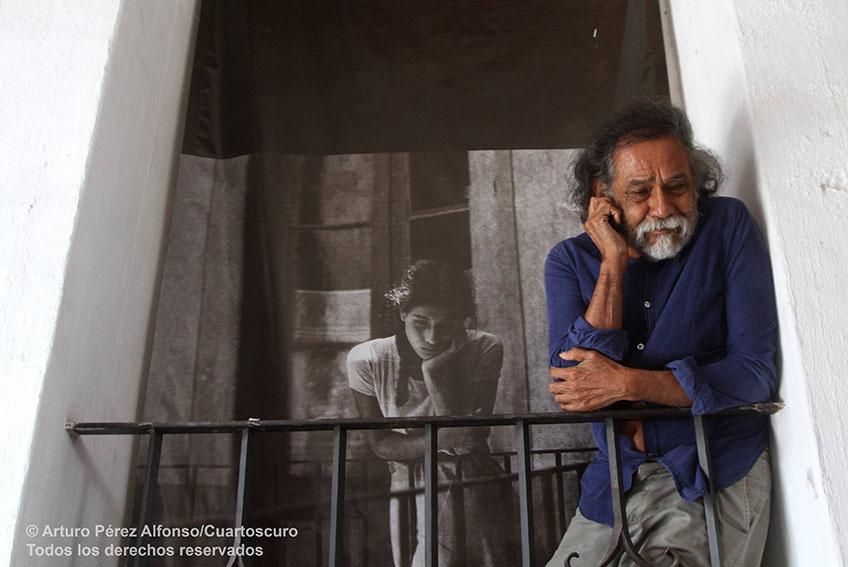 En el Centro Fotográfico Manuel Álvarez Bravo, a unos días del 20 aniversario de su fundación. Septiembre 2, 2016. Foto: © Arturo Pérez Alfonso/Cuartoscuro