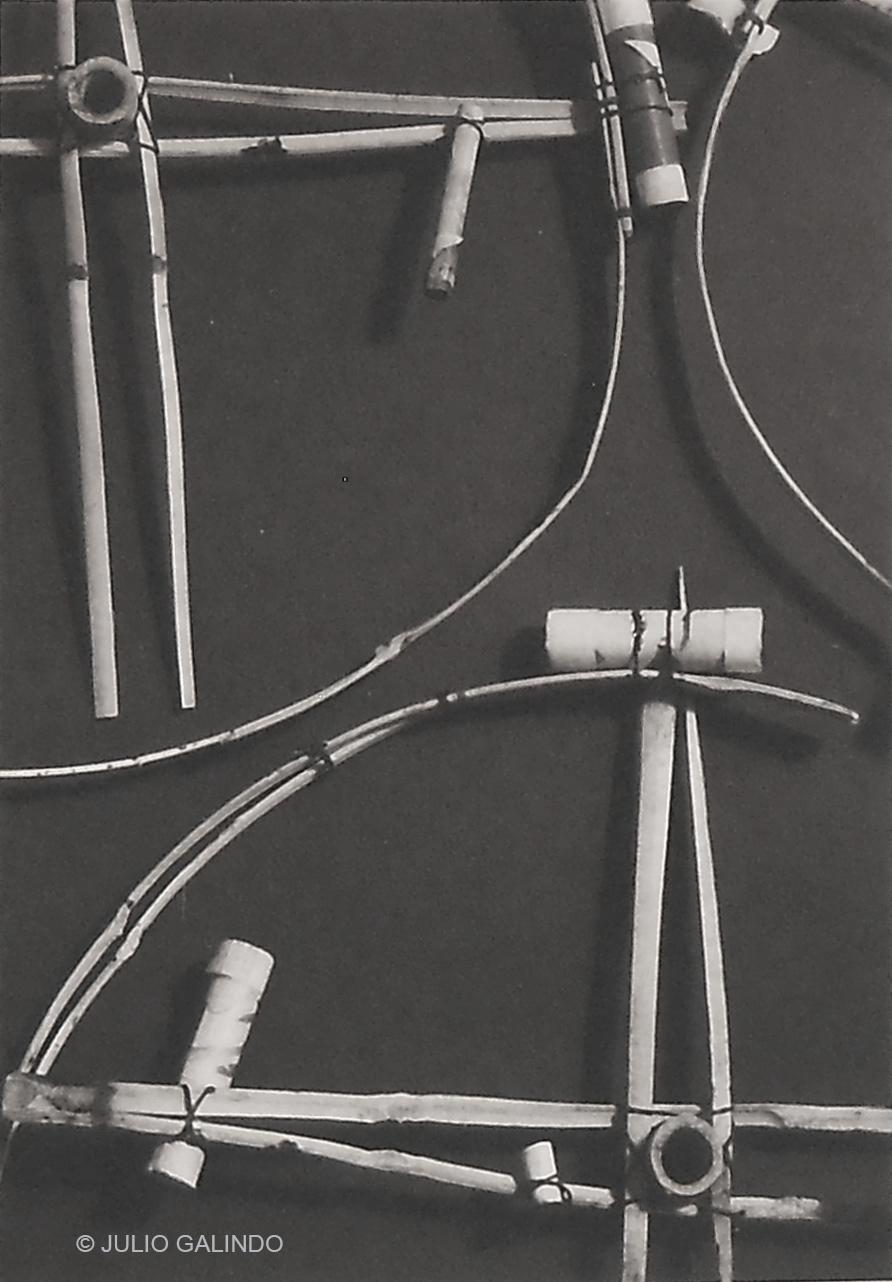 COHETES IV, 1991 © JULIO GALINDO