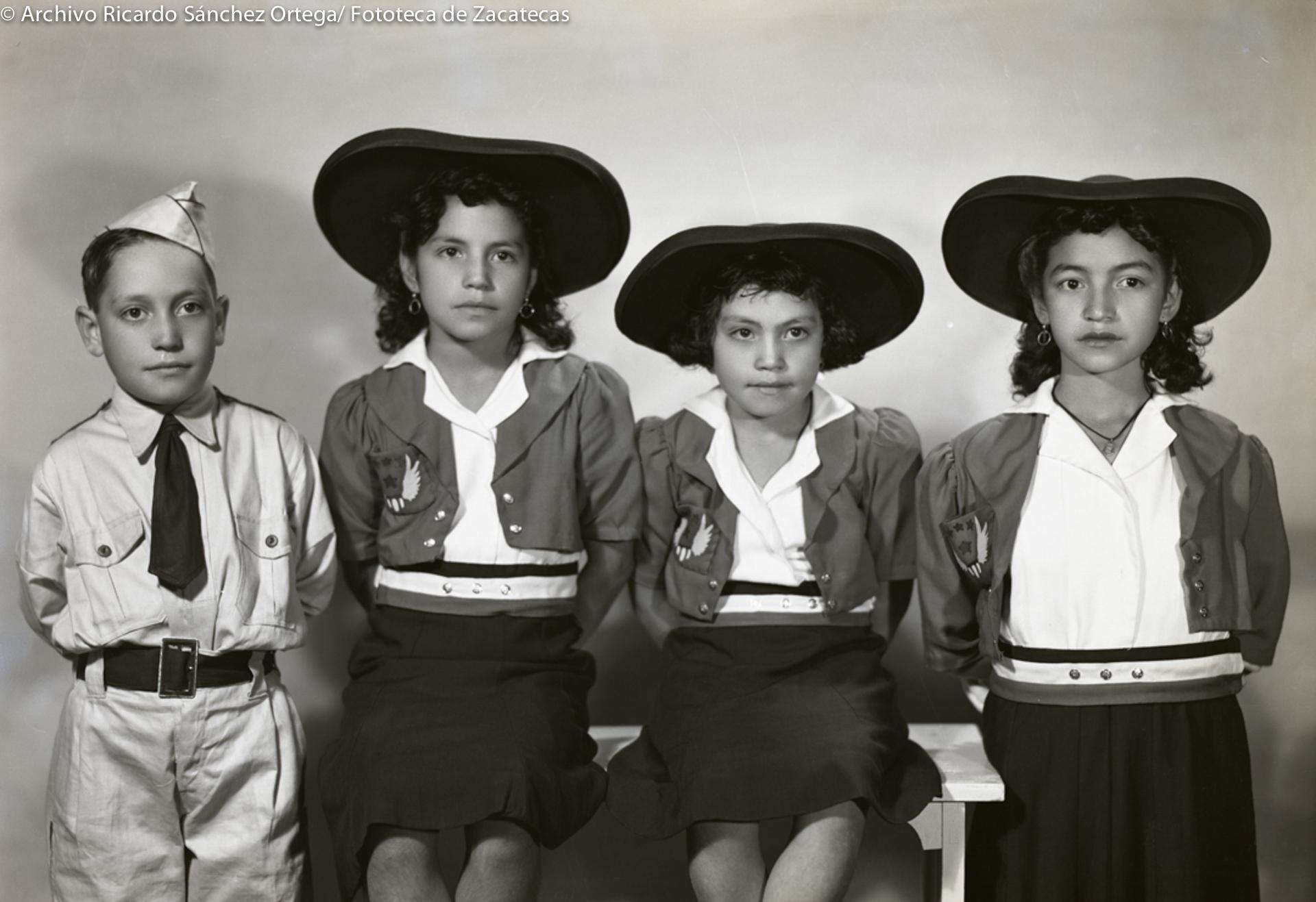 © Archivo Ricardo Sánchez Ortega/ Fototeca de Zacatecas
