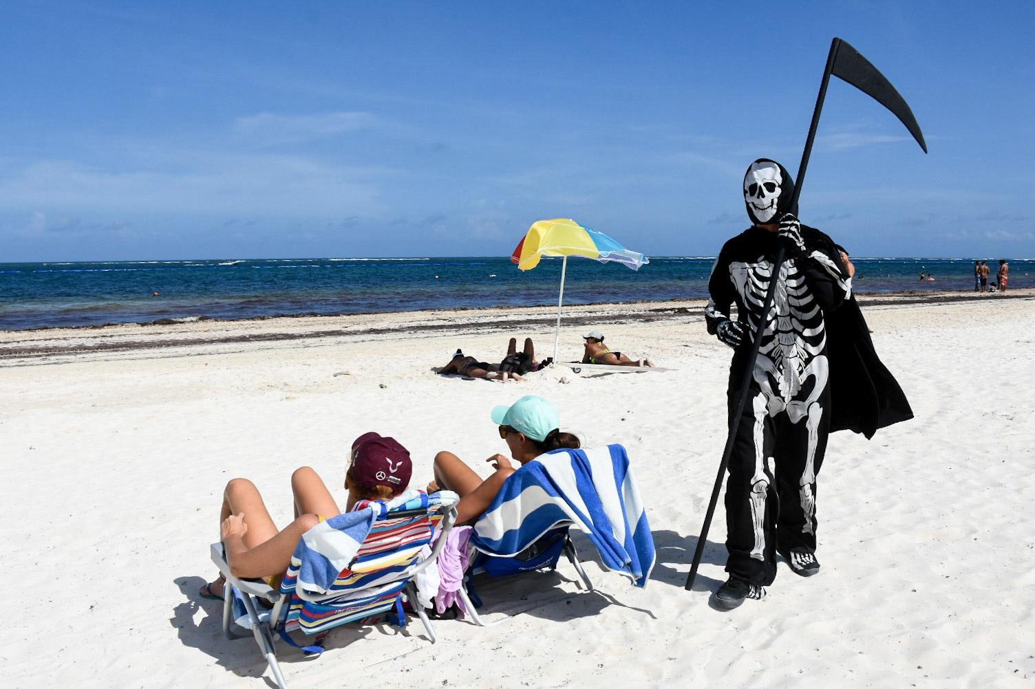 Playas Puerto Morelos