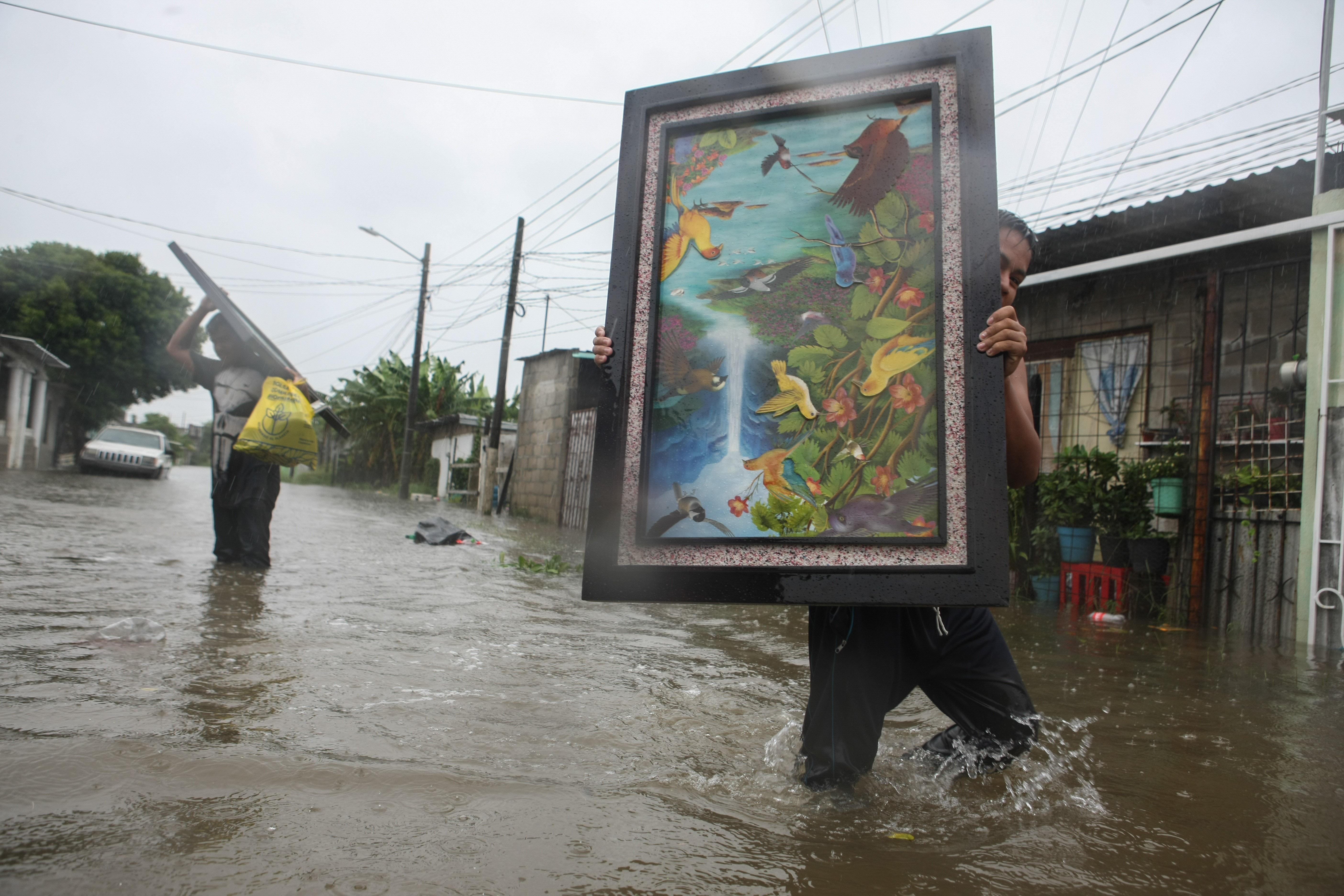 Más de 117 comunidades afectadas por el desfogue de Peñitas 4 municipios, siendo las más afectadas: Centro Cunduacán, Nacajuca y Jalpa de Méndez.